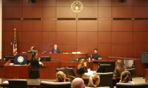 2017 Mock Trial Competition